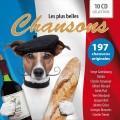 10CDVarious / Chansons / Les Plus Belles / 10CD / Box