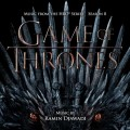LPOST / Game of Thrones / Hra o trůny Season 8 / Ramin Djawadi / Vinyl