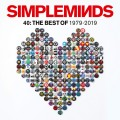 3CDSimple Minds / 40:The Best Of Simple Minds 1979-2019 / 3CD / Digip