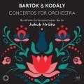 CD/SACDBartók/Kodály / Concertos For Orchestra / Hrůša / SACD