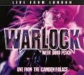CDWarlock / Live From London / Digisleeve