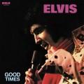 LPPresley Elvis / Good Times / Vinyl / Transparent Blue