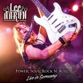 CD/DVDAaron Lee / Power Soul Rock 'N' Roll / CD+DVD / Digipack