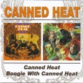CDCanned Heat / Canned Heat / Boogie With Canned Heat