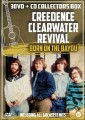 DVD/CDCreedence Cl.Revival / Born On the Bayou / 3DVD+CD