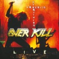 CDOverkill / Wrecking Everything Live / Digipack