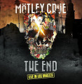 LP/DVD / Motley Crue / End / Live In Los Angeles / Vinyl / Coloured / 2LP+DVD