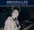 4CDLee Brenda / Singles & Ep's 1956-1962 / 4CD