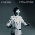 LP / Anderson Laurie / Big Science / Vinyl / Coloured / Red
