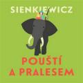 2CD / Sienkiewicz Henryk / Pouští a pralesem / Mp3 / Jiří Klem / 2CD