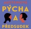 2CDAustenová Jane / Pýcha a předsudek / MP3 / 2CD