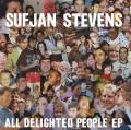 "2LPStevens Sufjan / All Delighted People / Vinyl / EP / 2x 12"""