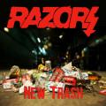 LP / Razors / New Trash / Vinyl / Coloured / EP