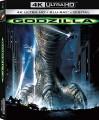 UHD4kBDBlu-ray film /  Godzilla / 1998 / UHD+Blu-Ray