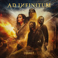 CD / Ad Infinitum / Chapter II - Legacy / Digipack