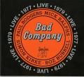 2CDBad Company / Live In Concert 1977 & 1979 / 2CD / Digipack
