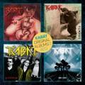 4CDKabát / Original Albums Vol.2 / 4CD