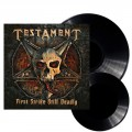 LPTestament / First Strike Still Deadly / Reedice 2017 / Vinyl