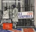 CD/DVDCampbell Ali / Great British Songs / CD+DVD