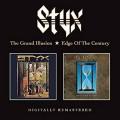2CDStyx / Grand Illusion / Edge of the Century / 2CD