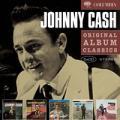 5CDCash Johnny / Original Album Classics / 5CD Box