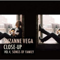 CDVega Suzanne / Close Up Volume 4:Songs Of Family