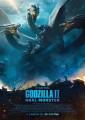 3D Blu-Ray / Blu-ray film / Godzilla II:Král monster / 3D+2D Blu-Ray