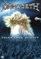 DVDMegadeth / That One Night / Live At Buenos Aires