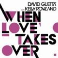 CDGuetta David / When Love Takes Over / CDS