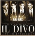 DVD/CDIl Divo / An Evening With Il Divo / Live In Barcelona / DVD+CD