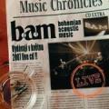 CDBohemian Acoustic Music / Live