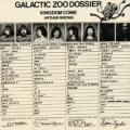 CDKingdom Come/Brown Arthur / Galactic Zoo Dossier