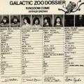 CDKingdom Come & Brown Arthur / Galactic Zoo Dossier
