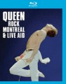Blu-RayQueen / Rock Montreal & Live Aid / Blu-Ray Disc