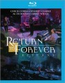 Blu-RayReturn To Forever / Live At Montreux 2008 / Blu-Ray Disc