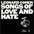 LPCohen Leonard / Songs Of The Love And Hate / Vinyl