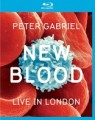 Blu-RayGabriel Peter / New Blood / Live / Blu-Ray Disc