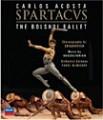 DVDKhachaturian / Spartacus / Acosta / Bolshoi Ballet