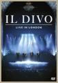 DVDIl Divo / Live In London