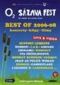 DVDVarious / O2 Sázava Fest / Best Of 2006-08