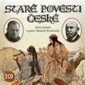 2CDJirásek Alois / Staré pověsti české / Hrušínský R. / 2CD