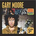 5CDMoore Gary / 5 Album Set / 5CD