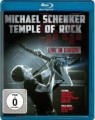 Blu-RayMichael Schenker Group / Temple Of Rock / Live / Blu-Ray