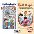 2CDSteklač Vojtěch / Boříkovy lapálie / Dvořák J. / 2CD