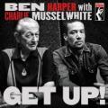 CDHarper Ben/Musselwhite Charlie / Get Up!