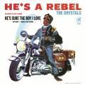 LPCrystals / He's A Rebel / Vinyl