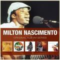 5CDNascimento Milton / Original Album Series / 5CD