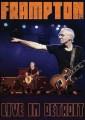 DVDFrampton Peter / Live In Detroit