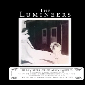 CD/DVDLumineers / Lumineers / DeLuxe / CD+DVD