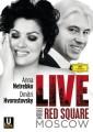 DVDNetrebko/Hvorostovsky / Live From Red Square Moscow